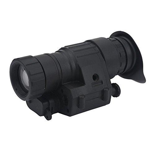 Nachtsichtgerät Wasserdichtes Infrarot-IR-Nachtsichtgerät mit einer Auflösung von 330 * 224 Pixel für die Nachtwache auf der Jagd