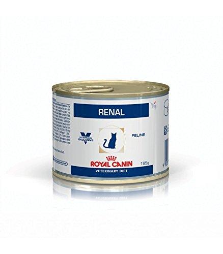Royal Canin - ROYAL CANIN Veterinary Diet Feline Renal - 195 g
