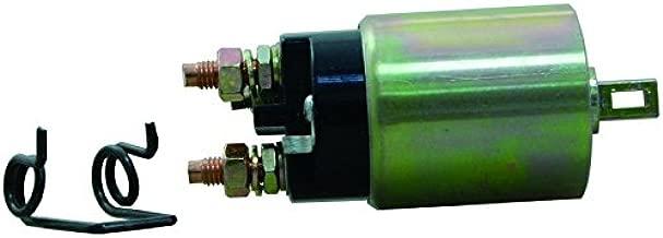 New 12V Starter Solenoid For 2001-2009 Chevy & GMC DIESEL 6.6 Duramax V8 Silverado Sierra LB7 LLY 97209548 97720446 S14-100DR S14-100E S14-101AR