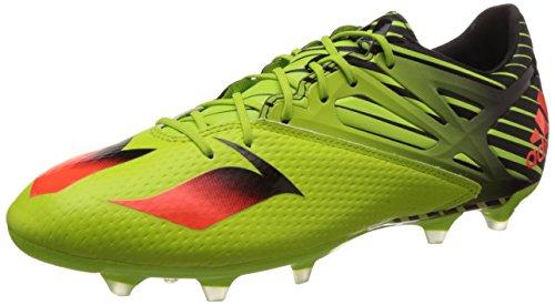 adidas Herren Messi 15.2 FG/AG Fußballschuhe, Gelb (Yellow S74688), 41 1/3 EU