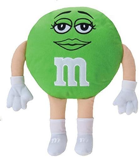 M&M's 14 Plush Doll  Grün M&M by M & M's