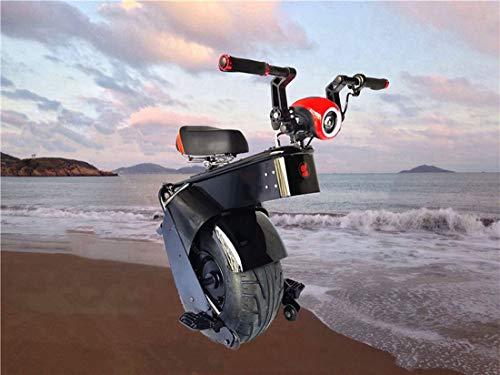 Motorized smart balance Scooter Elektro-Einrad Elektromobilität Sinn Intelligente Drift Balance Auto Built-in Mit LED-Licht 18-Zoll-Offroad-Einrad Höchstgeschwindigkeit 25 Km / H Faltbarer Elektrische