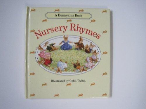 Bunnykins Nursery Rhyme Book (A Bunnykins Book) by Colin Twinn (1988-08-01)