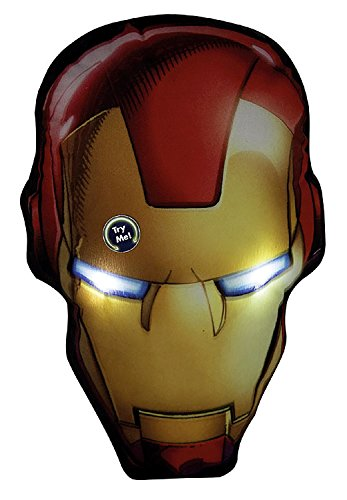 Joy Toy 16107 Iron Man Plüschkissen, bunt, 36 cm