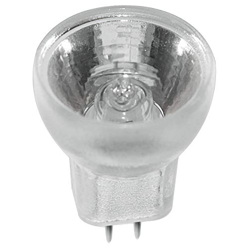 2er Pack Edi Light MR8 20W 20 Watt Reflektor Schutzglas 10654