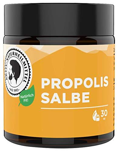 AKTIV NATURHEILMITTEL Propolis Salbe 30g | Creme / Salbe ist Rein, Hochwertig & 100% echt aus Deutschland