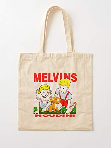 Legend Ngiwut Trio Band The Hardcore Popular Punk Metal Est Melvins Genre Sludge 1983 Eksperimental Most Alternatif Grunge Tote Cotton Very Bag | Canvas Grocery Bags Tote Bags with Handles