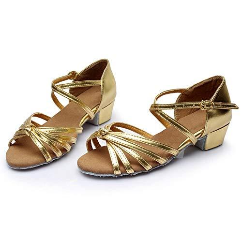 NHMDE Sandalen Slippers Dames, Casual Zomer Dames Sandalen met lage hak Mode Cross Strap Gesp Comfortabele Elegante Eenvoudige Retro Gold Charm Persoonlijkheid Open teen Antislip Ademend