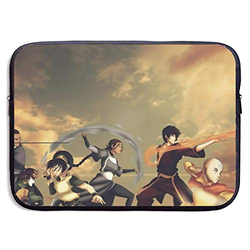 Hdadwy Avatar Last Airbender Laptop Sleeve Bag Tablet Fashion Briefcase Ultra Portable Protective Cover MacBook Air MacBook Pro Notebook Computer Sleeve Case 13 inch