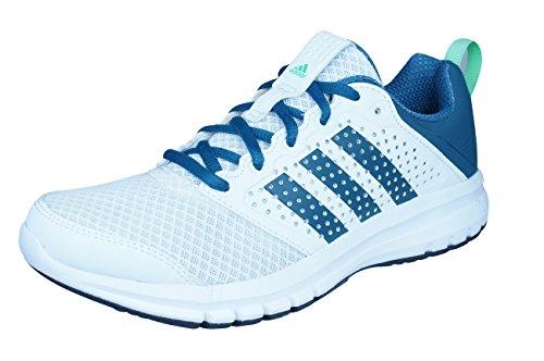 adidas Madoru Damen Lauftrainer/Schuhe-White-38