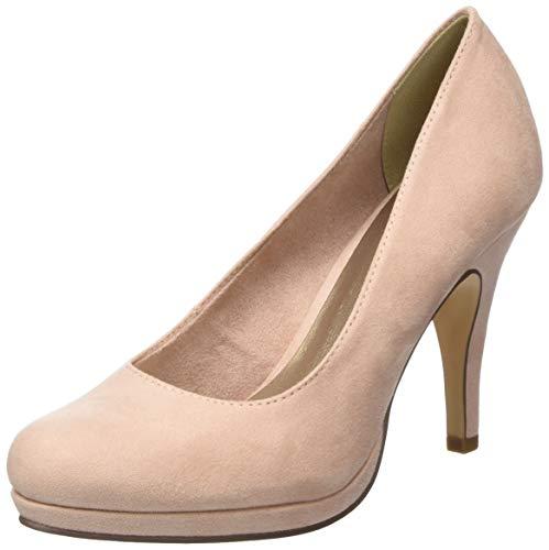 Tamaris Damen 1-1-22407-22 521 Pumps, Pink (Rose 521), 40 EU