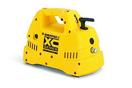 Cordless Pump Only, 2L, 3/2 Man. Valve (373239) - ENERPAC XC1202M