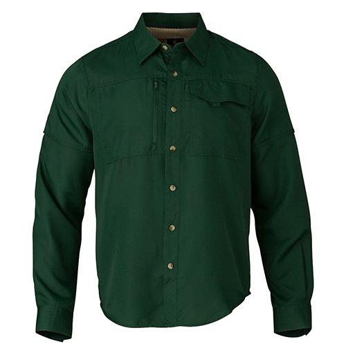 Browning, Phenix Shooting Shirts, Long Sleeve, Dark Olive, X-Large