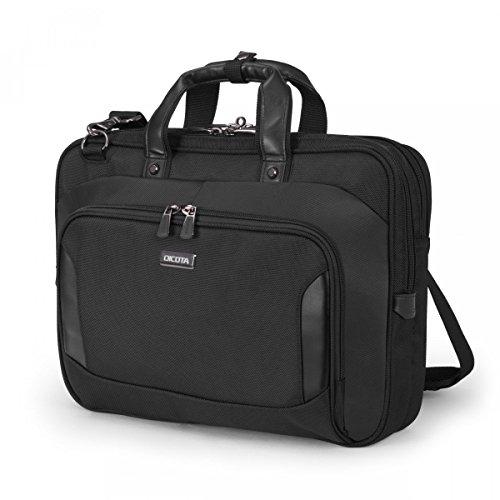 Dicota D31092 Top Traveller Business Notebooktasche 33,02-35,81 cm (13-14,1 Zoll schwarz