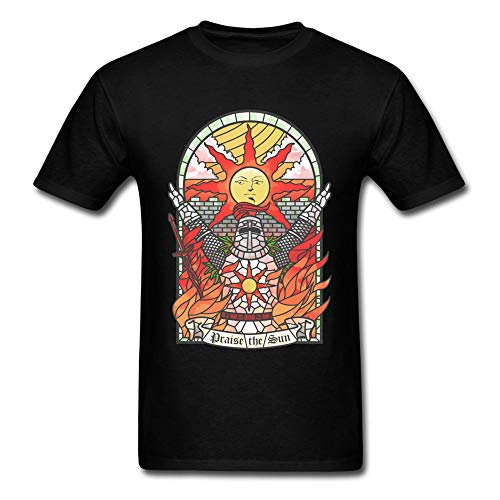 Church of The Sun Souls Tees Praise The Sun T-Shirts Men