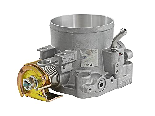 Skunk2 Racing 309-05-1050 Alpha Series Silver 70mm Throttle Body for Honda B, D, H, F-Series Engines