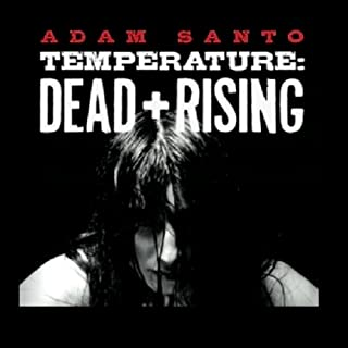 Temperature: Dead and Rising audiobook cover art