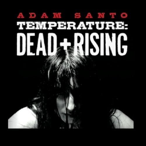 Temperature: Dead and Rising audiobook cover art
