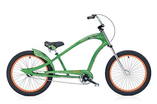 Electra 268260 - Bicicleta ( 24 ' ), color verde