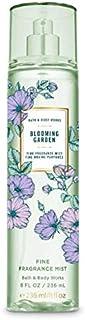Bath & Body Works BLOOMING GARDEN Fragrance Mist, 8 fl oz / 236 ml