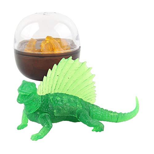 Anihc 3D Kinder Candy Shell Dinosaurier Spielzeug Baustein Puzzle Montage Spielzeug Kreative Wohnkultur Puzzle-Spielzeug