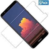 TOCYORIC Honor 7x Screen Protector, Tempered Glass Huawei