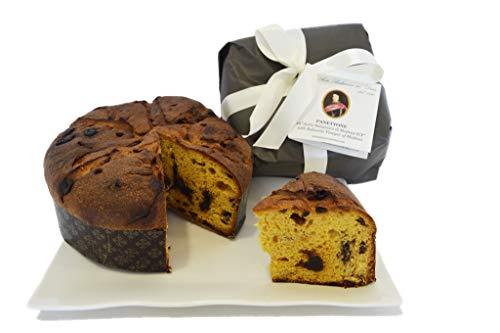 """Panettone Kuchen mit Balsamico-Essig aus Modena g.g.A. \""""del Duca\"""" (Aceto Balsamico di Modena IGP) - typisch italienischer Weihnachtskuchen"""