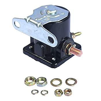 JDMSPEED New Starter Solenoid Relay SW-3 Replacement For Ford Jeep Lincoln Mercury 1958-1991