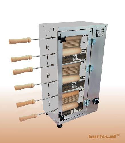 Baumstriezel Ofen Electro 12