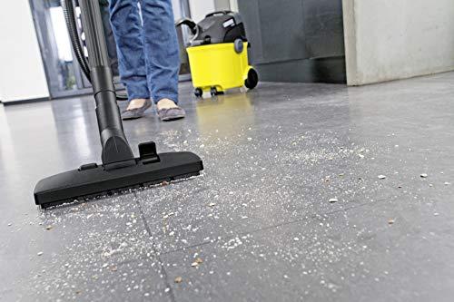 Kärcher SE 5.100, el limpiador de extracción por pulverización limpia las superficies textiles en profundidad