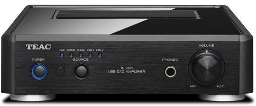 TEAC Reference 01 USB DAC/ステレオプリメインアンプ ブラック A-H01-B