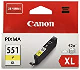 Canon CLI-551XL Y Tintenpatrone 11ml, gelb