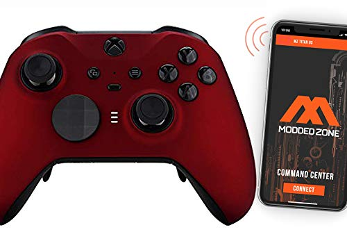 Smart Rapid Fire Custom Modded Controller for Xbox One Elite 2 Series Mods FPS Games and More....
