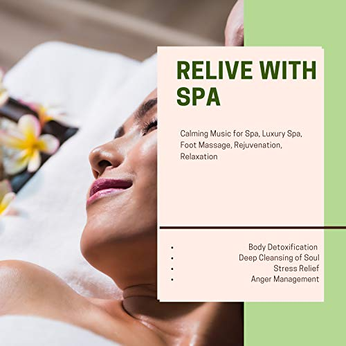 Relive With Spa (Calming Music For Spa, Luxury Spa, Foot Massage, Rejuvenation, Relaxation, Body Detoxification, Deep Cleansing Of Soul, Stress Relief, Anger Management)