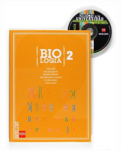 Biologia. 2 Batxillerat - 9788467534887