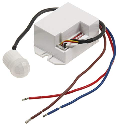 Mini Einbau-Bewegungsmelder CT-PIR 15