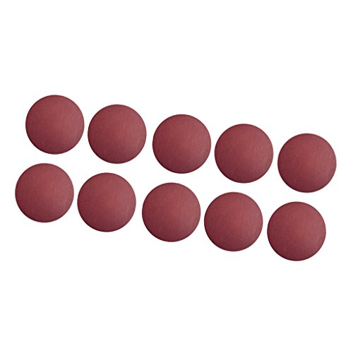 Best Review Of 10pcs 6'' Sander Disc Sanding Disks Pad Polishing Pad Sandpaper 40#-2000# - 100#