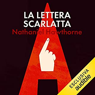 Couverture de La lettera scarlatta