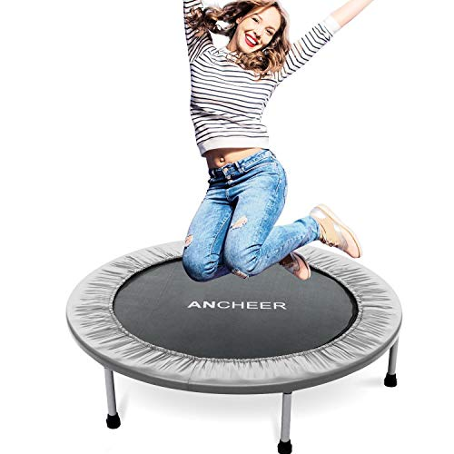 Mini Fitness Trampoline for Kids and Adults