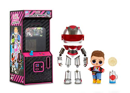 LOL Surprise Boys Arcade Heroes PDQ