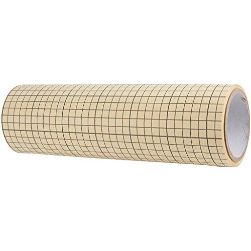 CREATIV DISCOUNT NEU Doppelseitige Klebefolie, B: 32 cm, 5 m - Hinweis: Dieser Artikel Wird Ihnen direkt vom Hersteller in einem separaten Paket zugeschickt