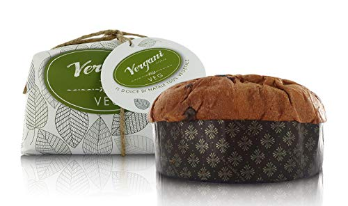 Vergani Panettone Vegano 100% Vegetal - 750 gr