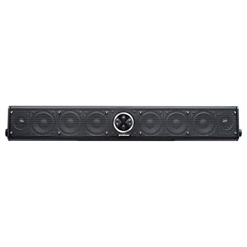 PowerBass XL-800 Marine Certified Amplified Power Sports Bluetooth Soundbar