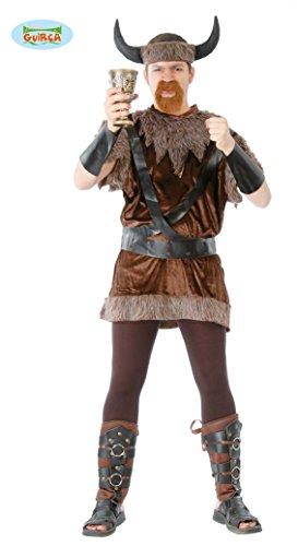 Wikinger - Kostüm für Herren Gr. M-XL, Größe:XL