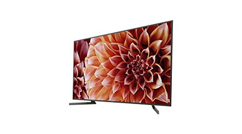Sony KD-55XF90 BRAVIA TV (55 Zoll, Android TV, 4K HDR, Ultra HD, Smart TV) mit Sprachsteuerung, schwarz, KD-55XF9005