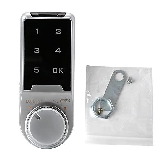 Pelnotac Electronic Combination Lock,Digital Keypad Lock Password Key Access Lock for Security Cabinet Coded Locker(L=20mm)
