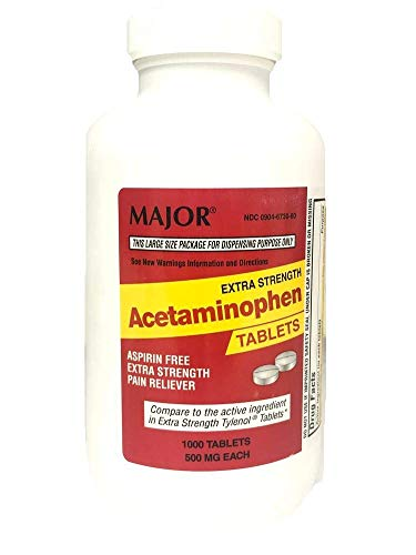 1000 acetaminophen - 4
