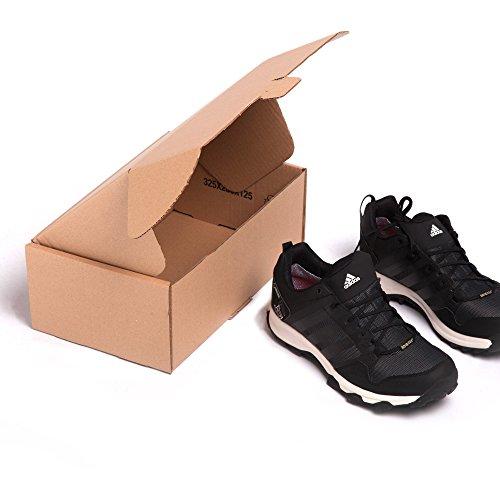 (25x) Caja de cartón para Zapatos o como automontable envíos postales TCPOBOX (C (32,5 x 20 x 12,5 cms) (LOTE DE 25 UNIDADES)