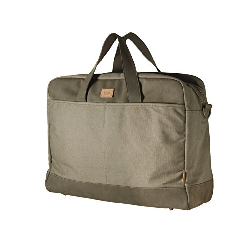 Barts Thar Laptopbag Echarpe, Vert (Verde Militare 0013), Unique (Taille Fabricant: Uni) Femme