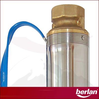 Berlan BTBP100-9-1.1 Tiefbrunnenpumpe - 2